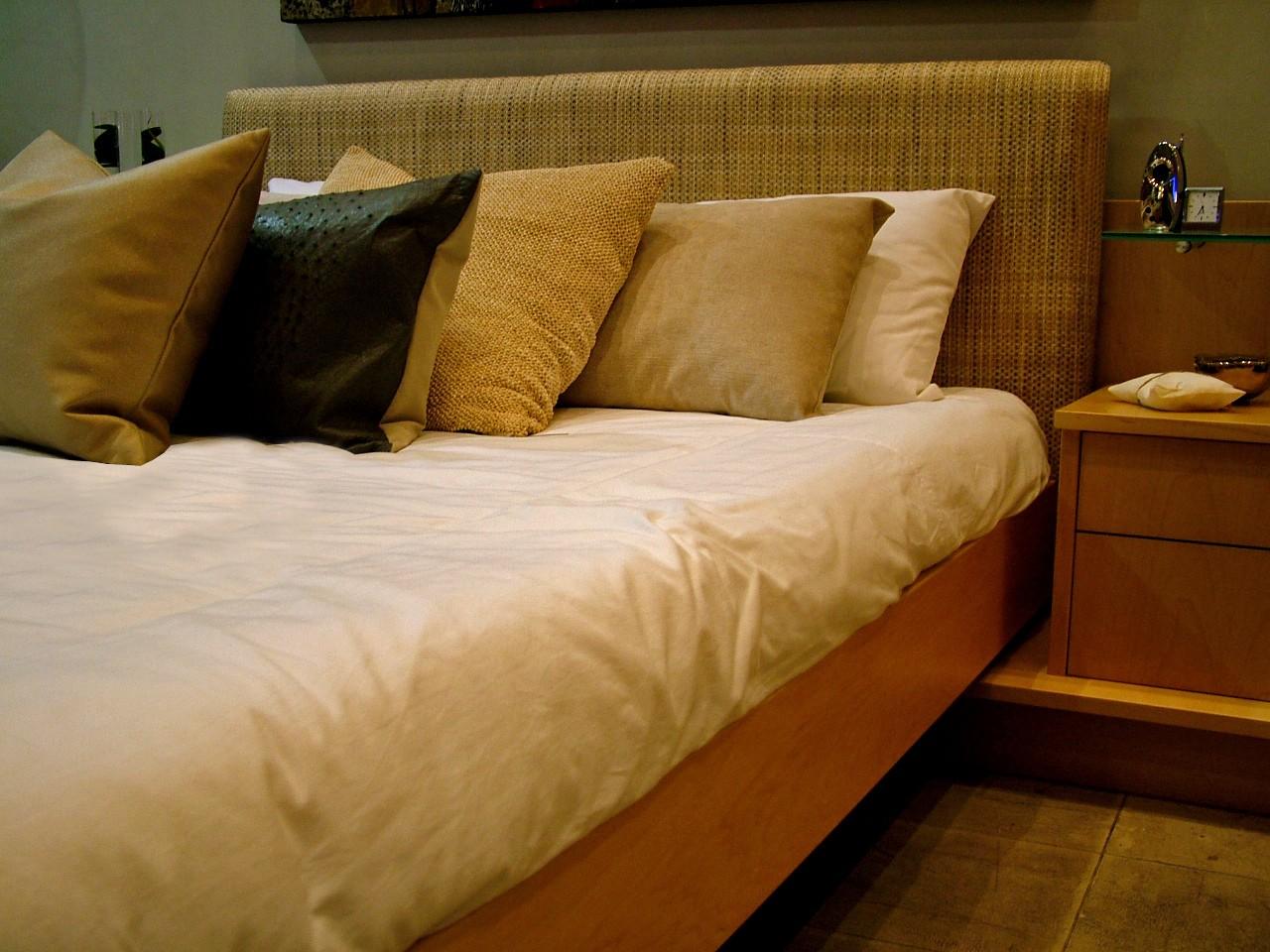 Łóżko tapicerowane a komfort snu