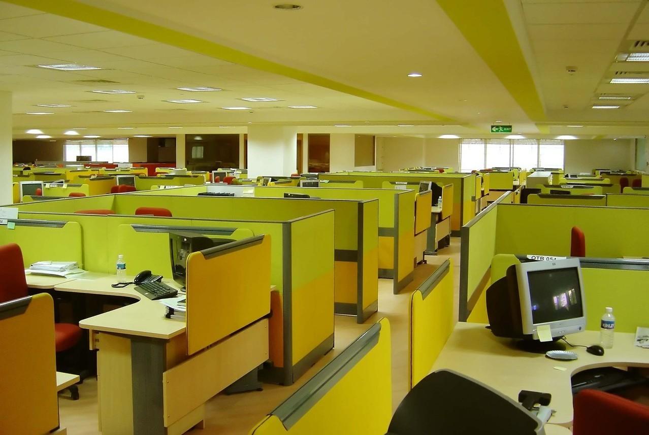 Fot out biura bez dezorganizacji pracy